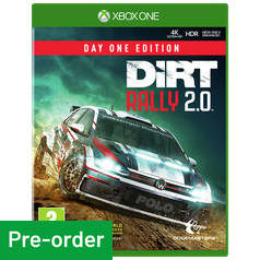 DiRT Rally 2.0 Day One Edition Xbox One Pre-Order Game