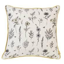 Argos Home Floral Printed Cushion