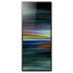 SIM Free Sony Xperia 10 Plus 64GB Mobile Phone - Silver