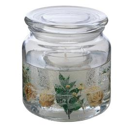 Argos Home Elderberry & Fig Leaf Gel Candle