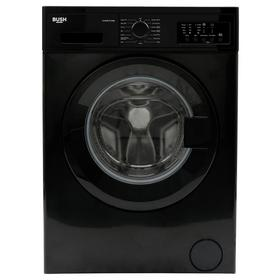 Bush WMNB1012EB 10KG 1200 Spin Washing Machine - Black