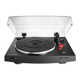 Audio-Technica AT-LP3BK Auto Belt-Drive Stereo Record Player