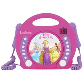 Disney Princess CD Player with Mic