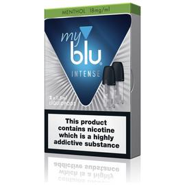 My Blu Intense Liquidpods 2 Pack - 18mg Mentol