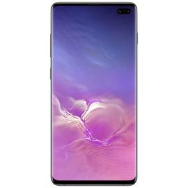 SIM Free Samsung Galaxy S10+ 512GB - Ceramic Black