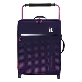 it Luggage World's Lightest 2 Wheel Soft Suitcase
