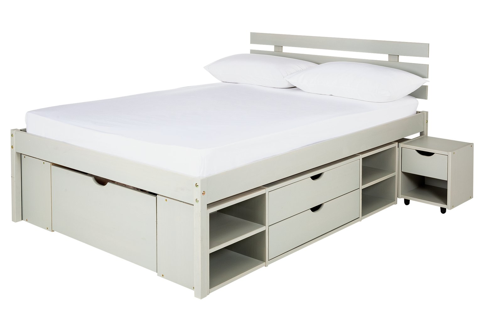 Exceptionnel Results For Double Bed With Storage