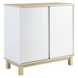 Argos Home Essel 2 Door Sideboard - Two Tone