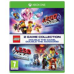 The LEGO Movie 1 & 2 Double Pack Xbox One Game