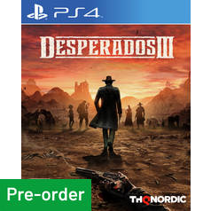 Desperados 3 PS4 Pre-Order Game