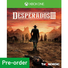 Desperados 3 Xbox One Pre-Order Game