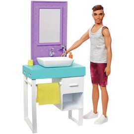 Barbie Shaving Fun Ken Doll