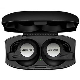 Jabra Elite Active 65t True Wireless Headphones – Black