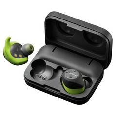 Jabra Elite Sport True Wireless Headphones - Grey / Lime