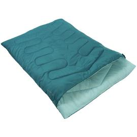 Vango Kiana 250GSM Double Envelope Sleeping Bag - Blue