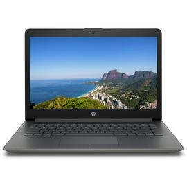 HP 14 Inch i3 4GB 128GB FHD Laptop - Grey
