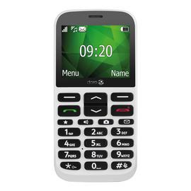 Vodafone Doro 1370 Mobile Phone - White
