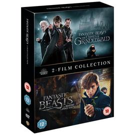 Fantastic Beasts Double Pack DVD Box Set