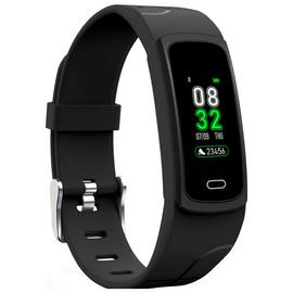 Nuband Flash HR 3 Fitness Tracker - Black
