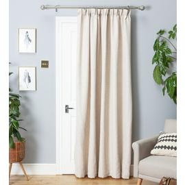 Argos Home Thermal Door Curtain