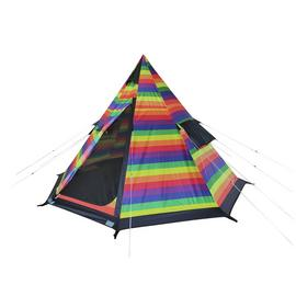 Rainbow 4 Person Teepee