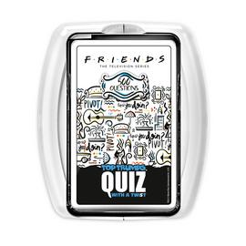 Friends Top Trumps Quiz Card Game
