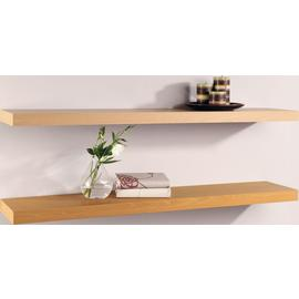 Argos Home Glenmore 120cm Floating Shelf