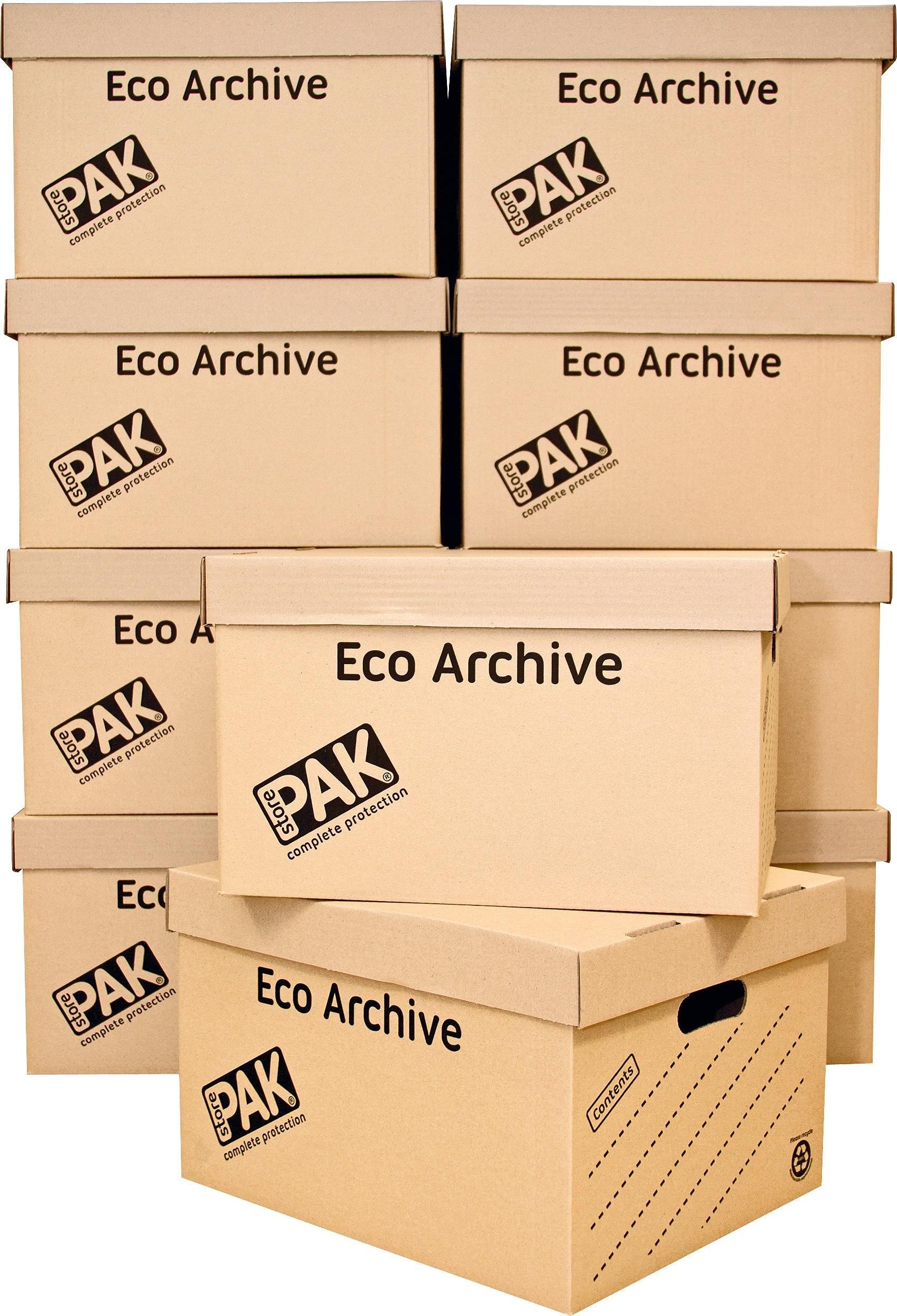 storepak multiuse archive storage boxes set of 10
