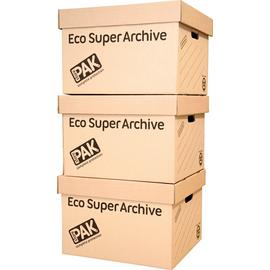 StorePAK Ecohome Super Archive Storage Boxes - Set of 3