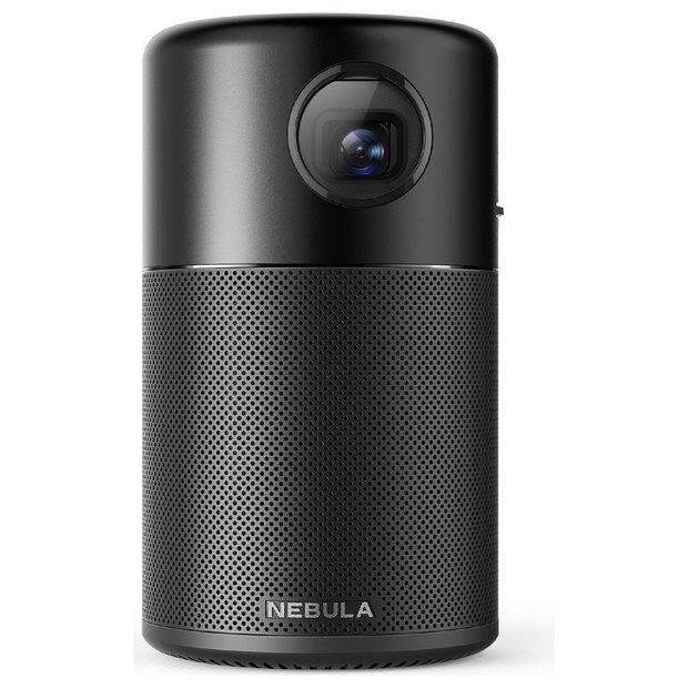 Anker Nebula Capsule Mini Projector - Black
