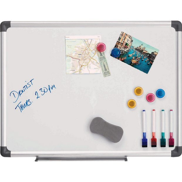 Buy Cathedral Magnetic Whiteboard 45 X 60cm At Argos Co Uk