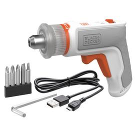 BLACK+DECKER Screwdriver + Furniture Assembly Tool – 3.6V