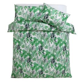 Habitat House Plant Print Bedding Set
