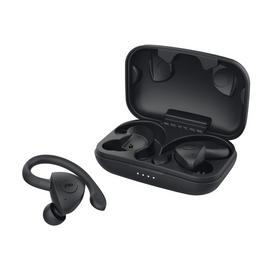 JAM Athlete In-Ear True Wireless Sport Earbuds - Black