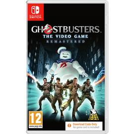 Ghostbusters: The Video Game Remastered Nintendo Switch Game