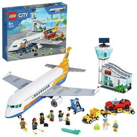 LEGO City Airport Passenger Airplane & Terminal Set 60262 Best Price, Cheapest Prices