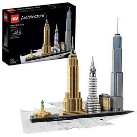 LEGO Architecture New York City Building Kit - 21028