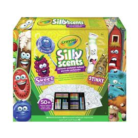 Crayola Silly Scents Sweet vs Stinky Art Kit