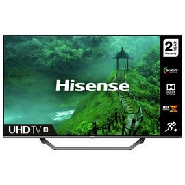 Hisense 65 Inch 65AE7400FT Smart 4K UHD HDR LED Freeview TV