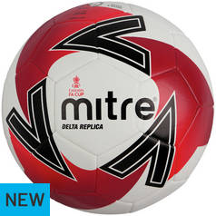 c865c84d606 Mitre Official FA Cup Size 5 Football