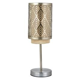 Argos Home Chevron Laser Cut Table Lamp
