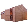 more details on Mercia Wooden 20 x 10ft Premium Apex Workshop