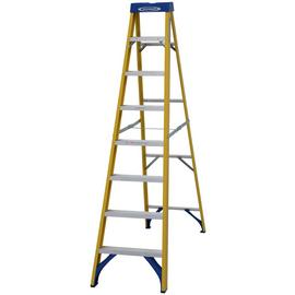 Werner 3.15m Fibreglass Step Ladder