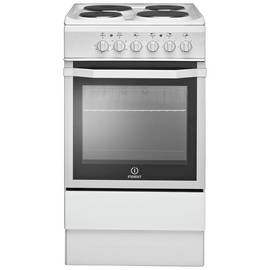 Indesit IS5E4KHW Electric Cooker - White