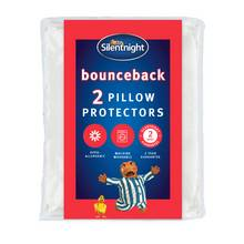 Silentnight Bounceback Pair of Pillow Protectors