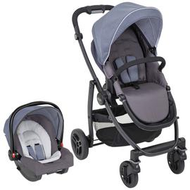 Graco Evo Travel System - Mineral