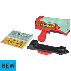 Monopoly Cash Grab Game from Hasbro Gaming