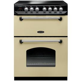 Rangemaster Classic CLAS60ECCR/C Electric Cooker - Cream Best Price, Cheapest Prices