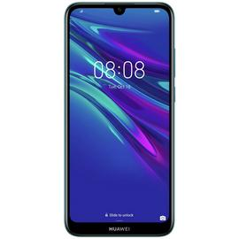 SIM Free Huawei Y6 32GB Mobile Phone - Blue