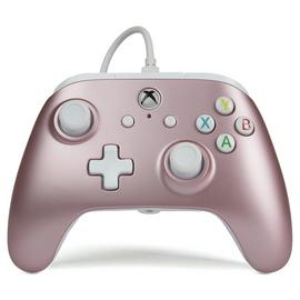 Enhanced Wired Controller for Xbox One - Rose Gold